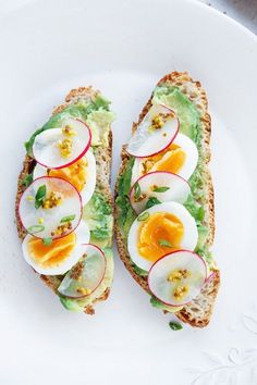 Unless you've forgone social media completely, you've met a killer avocado toast photo (or 12) this year. The healthy dish is enormously well-traveled. This avocado, radish, and egg salad version...