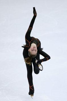 Julia Lipnitskaia Julia Lipnitskaia of Russia skates in the Ladies Short Program during Cup of China ISU Grand Prix of Figure Skating 2012 a...