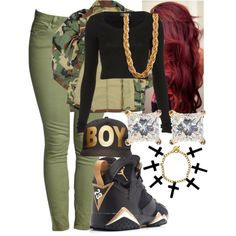 Untitled #605, created by njstar on Polyvore