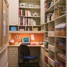modern home office by Closet & Storage Concepts