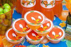 Disney's Orange Bird themed birthday party complete with Dole Whips! Disney S, Disney Love, Birthday Celebration, Birthday Party Themes, Orange Bird, Bird Party, Summer Birthday, Old Florida, Peach