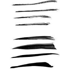 Image result for brush stroke swirl line