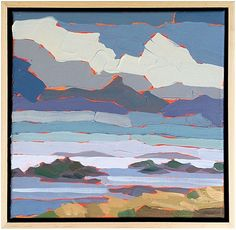 Downeast by Paul Norwood | Painting | Pinterest