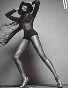 Flash the flesh in a sheer bodysuit by La Perla. Click 'Visit' to buy now. #DailyMail