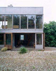 upper lawn pavilion, 1959-1962
