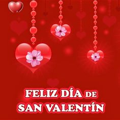 Happy Valentines Day Wishes, Greetings, SMS In SPANISH