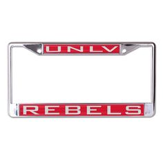 Ingenious Los Angeles Lakers Chrome License Plate Frame #2 New Excellent In Cushion Effect Sports Mem, Cards & Fan Shop