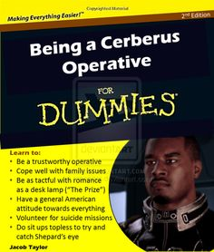 HA!  Le Temple de Cerberus - Mass Effect 3 - Page 10 sur JeuxVideo.com - 16 ...