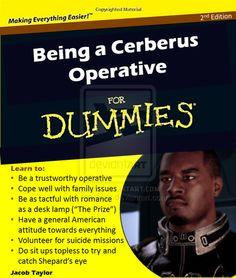 HA!  Le Temple de Cerberus - Mass Effect 3 - Page 10 sur JeuxVideo.com - 16 ...