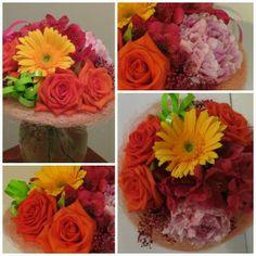 colourfull #bouquet http://kukkailua.fi/varikas-pyorea-kukkakimppu/ kukkakimppu opettajalle