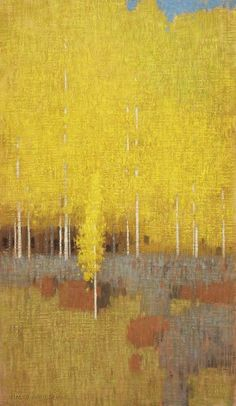 David Grossman: Bright Yellow Wall