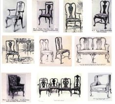 Photos Of Queen Anne Furniture To Help You Identify Antique Styles