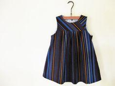 Girls Corduroy Dress  Toddler Dress  Pinwale Corduroy by sneakypea, $56.00
