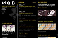 Memória Gráfica Brasileira by Caos , via Behance