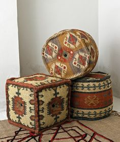 Sitting Kilim ... now these I like.