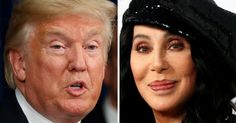 Cher Taunts Donald Trump Who 'Doesn't Have 2 Brain Cells To Rub Together' | HuffPost