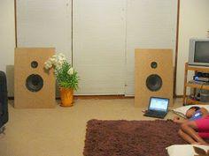 Gainphile: Dipole / open baffle speakers