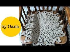 Crochet Sunflower cover
