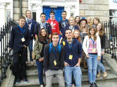 EF International Language Centres 場所: Dublin