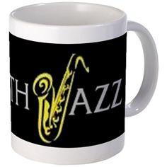 I Love Smooth Jazz Fan Club 3274 Dark Mug 104 Mugs