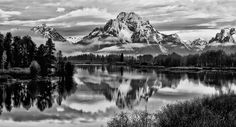 Black and White at the Bend by Jeff Clow on 500px