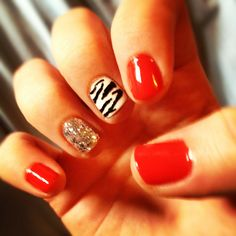 Love my nails..Emma wants these