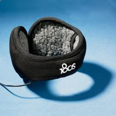 ear warmer headphones -- Perfect for running in the winter or snowboarding.