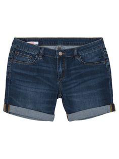 simple pair of denims shorts #SUN68 #SS16 #woman #shorts #denim