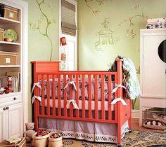 30 Creative Nursery Design Ideas