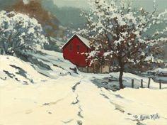 Snowbound by Bonnie Mohr