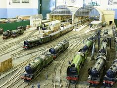 best model railways