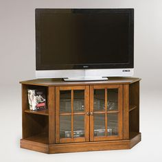 Burke Corner Media Stand | World Market
