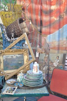 Paris Flea Market inspiration