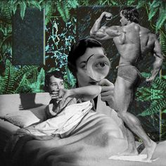 Nightmares. By. Cane La Cut And Paste, Che Guevara, Collage, Inspiration, Art, Biblical Inspiration, Art Background, Collages, Kunst