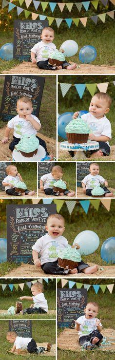 Smash the Cake - Inspiração