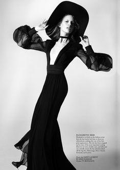 Elisabeth Erm by Bojana Tatarska 'Romance Is Everything' for Glass Summer2013