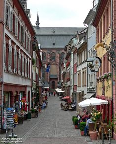 Heidelberg- again LOVED Germany & Heidelberg   My City I lived there and fell in love with it!  Germany is a beautiful country!