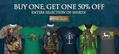 The Hobbit Merchandise | The Lord of the Rings Merchandise |  HobbitShop.com -- The Official Online Store of The Hobbit Films and The Lord of the Rings Film Trilogy