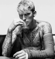 Machine Gun Kelly 19xx MGK Til I Die