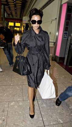 Victoria Beckham Maternity Dress - Victoria Beckham Looks - StyleBistro