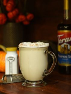 Pumpkin Spice Steamers - the Homestead at Bridle Creek