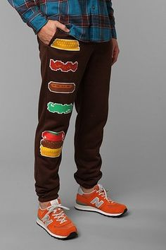 Why do I need these Toddland Meat Patty Sweatpants!?
