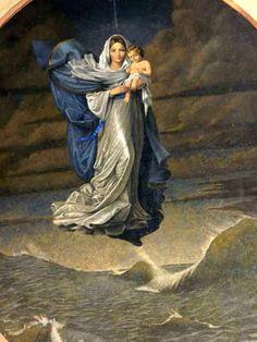 virgen maria stella maris