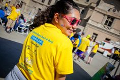 """""""Giving back is more than just writing a check. It is about people dedicating time to make a difference,"""" said Mike Dokmanovich, Executive Vice President, Comerica Bank Middle Market. Consider becoming a SPONSOR today for the 2014 AbilityFirst Stroll & Roll."""