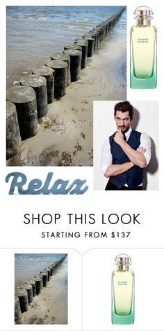 """""""Senza titolo #392"""" by kirsten-weigh ❤ liked on Polyvore featuring Hermès, men's fashion and menswear"""