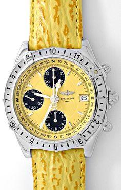 Foto 2, Breitling Chronomat Longitude Automatik Topuhr 1A-Neuz., U1987