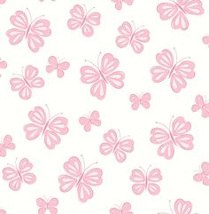 Brewster Home Fashions You Are My Sunshine x Butterfly Wallpaper Color: Pink Embossed Wallpaper, Wallpaper Panels, Kids Wallpaper, Wallpaper Samples, Print Wallpaper, Pattern Wallpaper, Wallpaper Borders, Heart Wallpaper, Butterfly Pattern