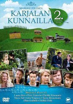 Karjalan kunnailla Kausi 2 (DVD) 14,95e