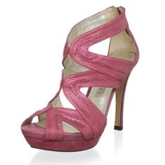 f6c17fe55bb Pura Lpez Pebbled Platform Sandal Spain