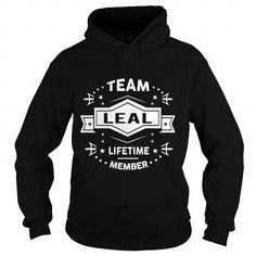 I Love  LEAL, LEAL T Shirt, LEAL Name T shirts